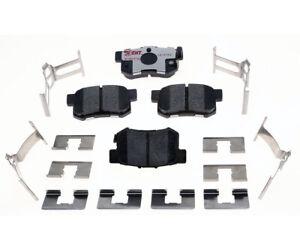 Disc Brake Pad Set-Element3; Hybrid Technology Rear Raybestos EHT537H