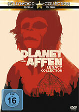 gesamtbox Planet der MONOS - Saga PARTE 1 2 3 4 5 Complete 5 Caja de DVD Legacy