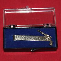 COLT Firearms Factory Single Action Army SAA Gold Tie Bar Mint in Box