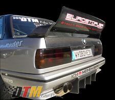 BMW E30 M3 '88-'91 GTR Rear Bumper Body Kit Fiberglass
