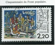 STAMP / TIMBRE FRANCE OBLITERE N° 2394 FRONT POPULAIRE