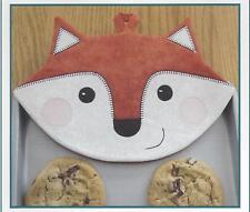 Foxy applique quilt pattern by Susie C. Shore Designs