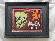 DARK HORSE BOFFO BROWN ALE   BEER SIGN  #883