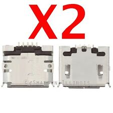 2 X Motorola Atrix 2 MB865 Droid 4G XT894 Dock Connector USB Charging Port USA