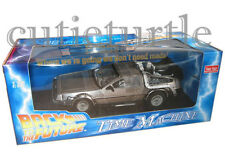 Sun Star Time Machine Back To The Future Delorean 1:18 Part 1 2711