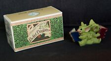 "New Listing""Reading Together"" - Pocket Dragons with Original Box"