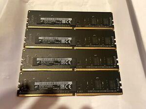 MEMORIA RAM 32GB DDR4 4x8GB MICRON PC4 2933 ECC APPLE MAC PRO 2019