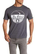 NWT Volcom Surf Men's XL Big Isle Hop Island Hawaii Short Sleeve Tee T-Shirt