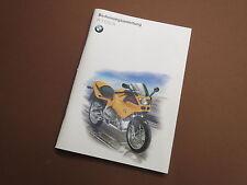 BMW R1100S Bedienungsanleitung