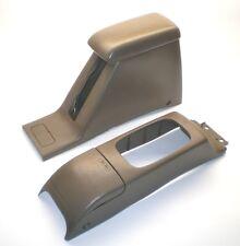 92-95 Honda Civic Hatchback Complete Armrest Shifter Console OEM TAN EG