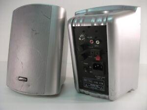 Skytec 170.174 Pair Of Loud Speakers Grade B