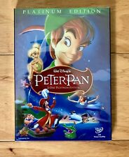 Walt Disney's Peter Pan (2-Disc Platinum Edition) **GREAT DEAL***FREE SHIPPING**