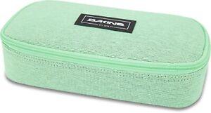 Dakine SCHOOL CASE XL Womens Zippered Utensil Bag Dusty Mint NEW Sample