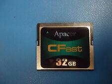 32 GB Apacer CFast SLC Industrial Flash Card (APCFA032GTAHS-DC)