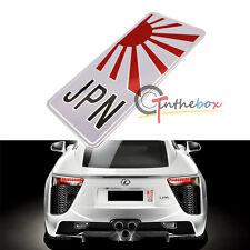 JDM Japan JPN Yamato Style Rear Bumper Trunk License Plate SideBar Sticker Badge