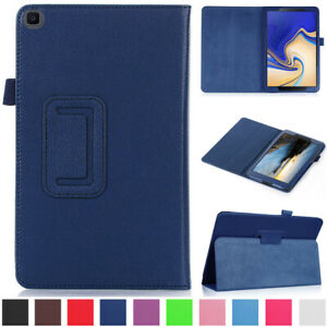 For Samsung Galaxy Tab A7 Lite 8.7 inch T220 T225 Leather Folio Stand Case Cover