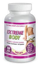 Dieta Fórmula apetito Extreme Body pérdida natural metabolismo fuerte vaja peso