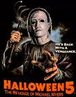 Halloween 5 The Revenge Of Michael Myers Shirt  Don Shanks Fright Rags 3XL Mondo