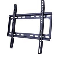 "Fixed Slim TV Wall Mount Bracket For 25""-55"" Inch Flat Screen LED LCD PLASMA"
