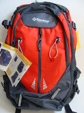 NWT Outdoor Products Cross Breeze Frame Pack 31L Hydration Backpack Hiking Red