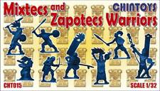 CHINTOYS cht015 Mixtecs & Zapotecs Warriors 1/32 c.54mm - 60mm