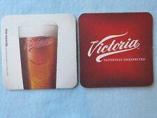 BEER Bar Pub COASTER ~ VICTORIA Brewed by Grupo Modelo (Corona) ~ MEXICO Brewery