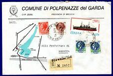 ITALIA-B. COM. RACC. da POLPENAZZE(BS)AFF. con 10+100+2x120L.SIR.+170L. NAVI