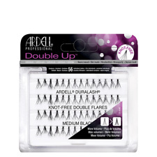Ardell Duralash Double Up Knot-Free Double Flare Eyelashes - Medium Black