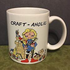 Craftaholic Mug In Stitches Michelle Johnson