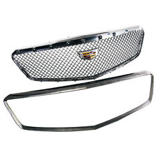 Factory Cadillac CTSV GRILLE New Genuine GM OEM CTS-V 23185922 Grill + Surround