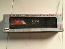 ATLAS HO 1/87 CANADIAN NATIONAL DASH 8-40C RD # 2127 DCC READY ITEM 10001225 F/S