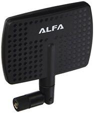 Alfa 2.4HGz 7dBi Booster SMA Panel High-Gain Screw-On Swivel Antenna