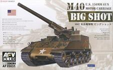 1/35 AFV Club M40 Big Shot U.S. 150mm Gun Motor Carriage #35031
