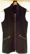 Unbranded Striped Waistcoats for Women