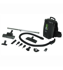 New Atrix VACBP1 Backpack HEPA Vacuum Black