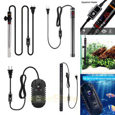 500W Aquarium Submersible Heater Anti-Explosion Fish Tank Adjustable Heating