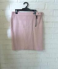 Wool Blend Plaids & Checks Below Knee Skirts for Women