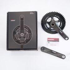 NEW SRAM Red 22 Yaw GXP Carbon Road Bike Crankset 172.5mm 52/36T 11 Speed w/o BB