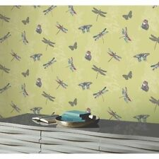 Paper Floral Contemporary Wallpaper Rolls & Sheets