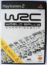 PlayStation 2 - World Rally Championship ( Wie neu)