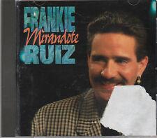 Frankie Ruiz - Mirandote - Rare HTF USED CD Great Conditions - 1217
