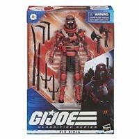 NEW G.I. Joe Classified Series 6-Inch Red Ninja Action Figure by Hasbro HTF MIB