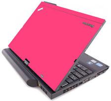 Pink compaq lap top breast cancer