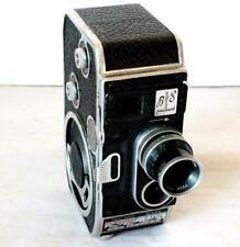 Paillard Bolex Vintage B8 8mm Film Movie Camera With Yvar f1.9/13mm Lens