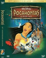 Pocahontas (DVD, 2005, 2-Disc Set) New & Sealed w/ Slipcover FREE Shipping!