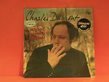 CHARLES DUMONT - MON DIEU LES AMANTS UNE FEMME - FRENCH LP VINYL RECORD -X