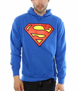 Superman Classic Symbol Logo Hoodie
