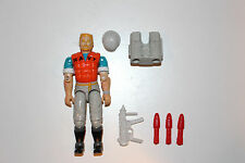 GI Joe Figure Lot 1990 Topside 100% complete