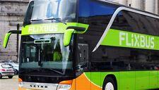 Flixbusticket Malmö to Berlin 4.August 2016, 13:55 pm