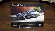2016 Mercedes-Benz E-Class w213 Japanese Brochures Catalog Prospekt Eklass Sales